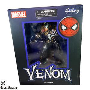 Marvel Venom - Gallery Statue Diorama - Eddie Brock - Diamond Select B-Ware OVP