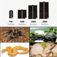 Heat Mat Reptile Brooder Incubator Pet Heating Pad Brew EU Plug 7W 14W 20W 28W