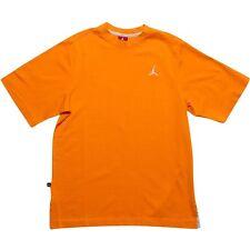 $50.00 $45 Men New Nike air Jordan 7 VII Jumpman cement print Tee (orange) shirt