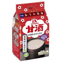 Morinaga, Amazake, 4 packs in 1 bag, Freeze-dried Amazale, Japan
