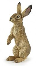 STANDING HARE Replica # 50202 ~ New/2016 ~ FREE SHIP/USA w/ $25.+ Papo Products