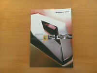 RENAULT SERVICE BOOK NEW GENUINE NOT DUPLICATE ALL RENAULT MODELS CARS & VANS