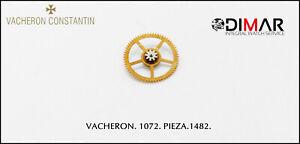 Vacheron. CALIBRE.1072. PIEZA.1482