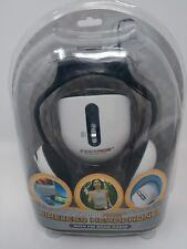 Wireless Headphones with FM Scan Radio Innovage 2007 Sealed New