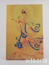 China MITOS Madera Tabla ( Guan Yin con Infantil) Budista Arte
