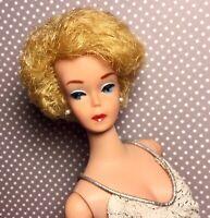 Vintage Barbie Bubble Cut Champagne Blonde LOADED WITH MYSTIQUE!