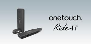 Sprint - Alcatel OneTouch Ride-Fi - Vehicle Hotspot - NEW