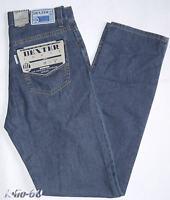 Jeans uomo 5 tasche Taglia 46 48 50 52 54 56 58 60 DEXTER occasione economico