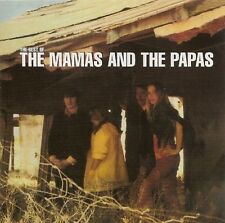 The Mamas And the Papas-The Best of the Mamas & the Papas CD
