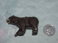 Lego Animal, Brown Bear from set 4440 Forest Police Station