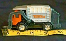 Tonka Hasbro 2012 Garbage Trash Die Cast Front Load 4'' long 1'' wide