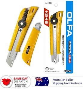 Japan Olfa Cutter 11B Universal L Shape Knife Screw Lock