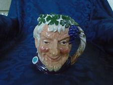 Bacchus Large Character Jug made by Royal Doulton