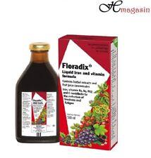 Floradix Liquid Iron & Vitamin Formula(500ml)