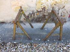 ART Deco inustrial Chic? per ripristinare la coppia di una tabella fare cornici Bench ecc.