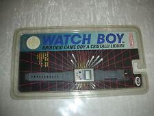 WATCH BOY OROLOGIO GAME BOY NINTENDO 1993 NUOVO!