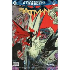 BATMAN RINASCITA 8 - DC COMICS - BATMAN 121 - RW LION ITALIANO - NUOVO