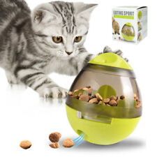 Cat Dog Feeder Toys Food Leakage Dispenser Slow Feeder Interactive Cat Dog Toys