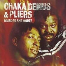 Chaka Demus And Pliers - Murder She Wrote (NEW CD)