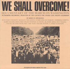 Various Artists - We Shall Overcome: March / Various [New CD]