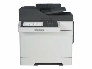 Lexmark CX517de - Print/Scan/Copy/Fax - multifunction colour laser printer