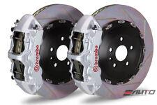Brembo Front GT Big Brake BBK 6pot Silver 405x34 Slot Disc BMW E60 M5 E63 E64 M6
