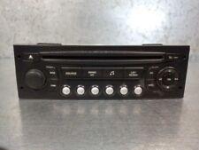 Sistema audio / radio cd PEUGEOT 3008 Premium 2010 9666959577 1309270