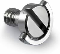 "Neewer D Shaft D-Ring 1/4"" Mounting Screw 10mm Shaft for Camera Tripod Monopod"
