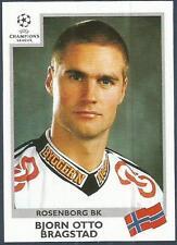 PANINI UEFA CHAMPIONS LEAGUE 1999-00- #073-ROSENBORG BK-BJORN OTTO BRAGSTAD