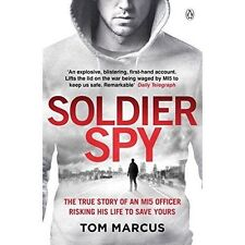 Soldier Spy by Tom Marcus (Paperback, 2017)
