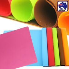30x40cm Silicone Oven Bake Baking Sheet Mat Liner Clay Pastry Tool Rolling HKCUS