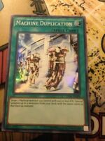 *** MACHINE DUPLICATION *** OP08-EN008 SUPER RARE YUGIOH! MINT/NM