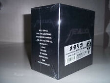 Metallica 13 CD BOX SET Import from Japan Brand New