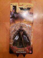 "Batman Begins 2005 Batman Dc Mattel 4.5"" Action Figure - Brand New Sealed"