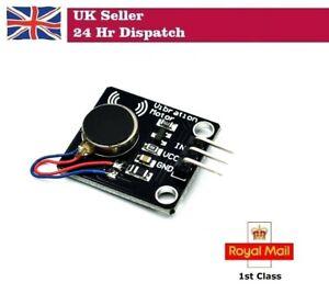 PWM Vibration Motor Sensor Module Switch For Arduino UNO R3 MEGA2560 Pi
