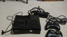 Microsoft Xbox 360 S 250 Gb Console + 2 Controllers
