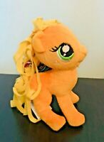My Little Pony Friendship is Magic Applejack Small Plush (New with Tags!)