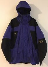 VTG Men's MOUNTAIN HARDWEAR XCR Snow Gore-Tex Parka Coat Jacket blue SIZE L