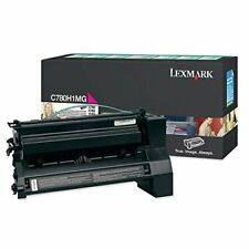 Lexmark Genuine Toner for C780, C782 10000 Sheets - Magenta