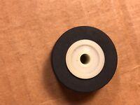 "NOS Vintage Idler Wheel Pressure Roller Part # 5JF1733 1"" Diameter .16"" Inner"