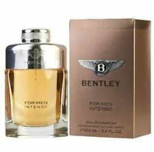 Authentic Bentley Intense Cologne for Men EDP 3.4 oz New In Box