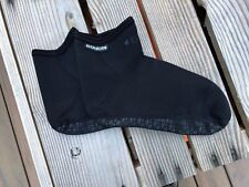 Black Warmers Brand Ankle Booties Fleece lined Fishing Water Women's Small