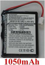 Batterie 1050mAh type 039B 1/LIP553450UC Pour SURESHOTGPS 1110-1