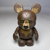 "Disney Vinylmation Animal Kingdom Series Dan Bear 3"" Collectable Figure"