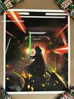 Star Wars The Mandalorian Savior #62/375 Giclee Print Poster Andy Fairhurst