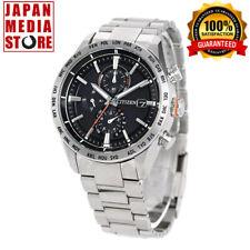 Citizen Attesa AT8181-63E Eco-Drive Radio Titanium Men`s Watch Made in Japan