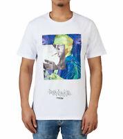 "Hudson Outerwear White ""Revenge Vices Impressionism"" T-Shirt - M"