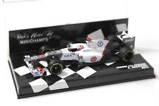 1:43 Minichamps Sauber C31-Ferrari K.Kobayashi 2012 NEW bei PREMIUM-MODELCARS