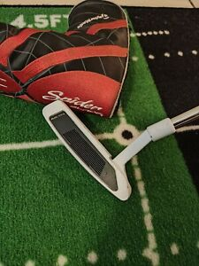 Taylormade Spider Blade 12 Golf Putter - 34 inches - Right Handed - Cover