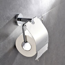 OUGOO Stainless Steel Toilet Paper Holder Brushed Surface Toilet Roll Holder